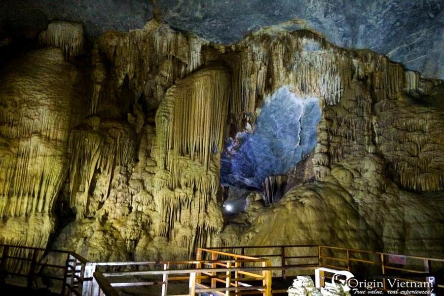 Phong Nha cave in Phong Nha - Ke Bang national park