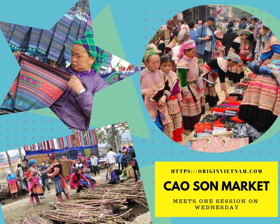 Cao Son Market, ORIGIN VIETNAM
