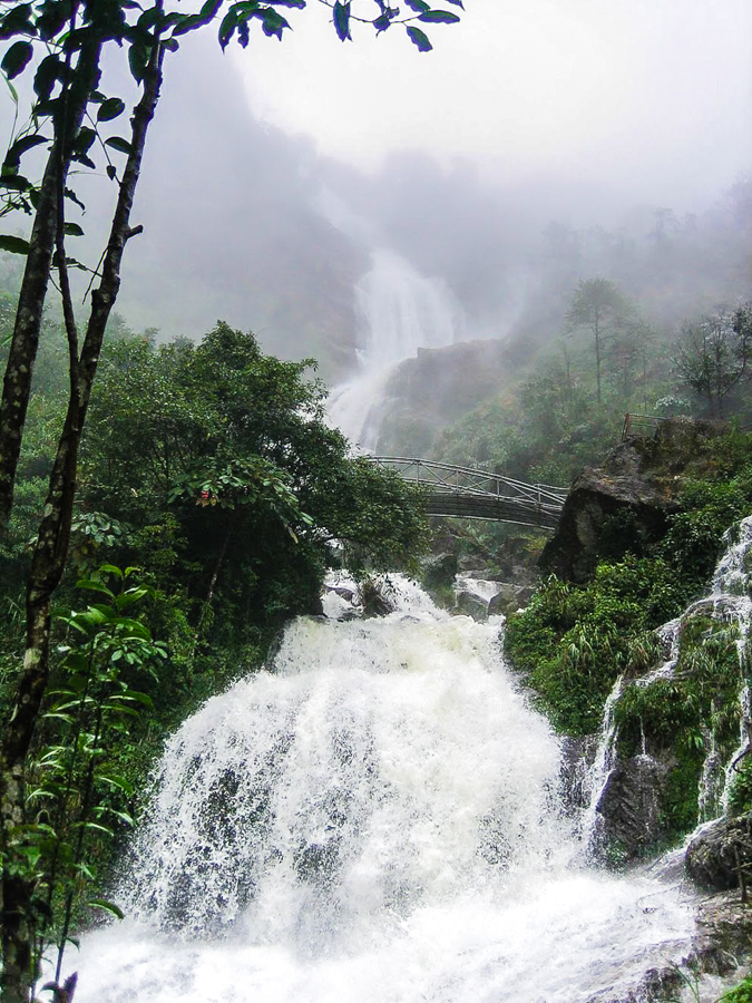 Image of Silver Waterfall