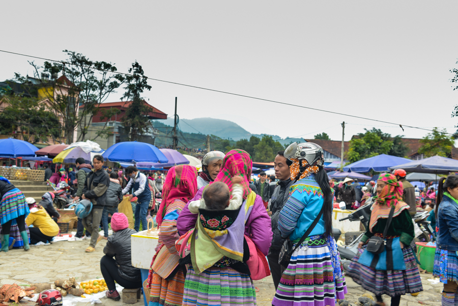 image of Bac Ha Market