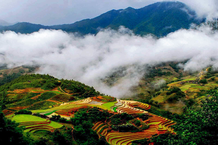 Muong Hoa valley