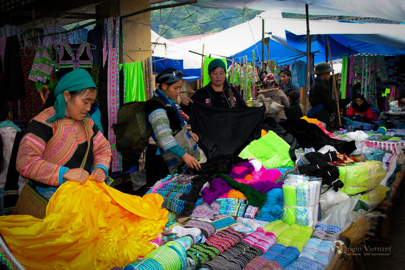 Muong Hum Market, ORIGIN VIETNAM