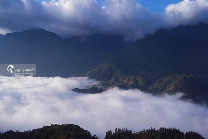 Hoang Lien Son mountain