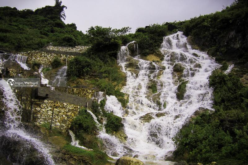 The rainy season in Sapa
