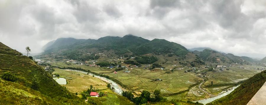 Tavan village