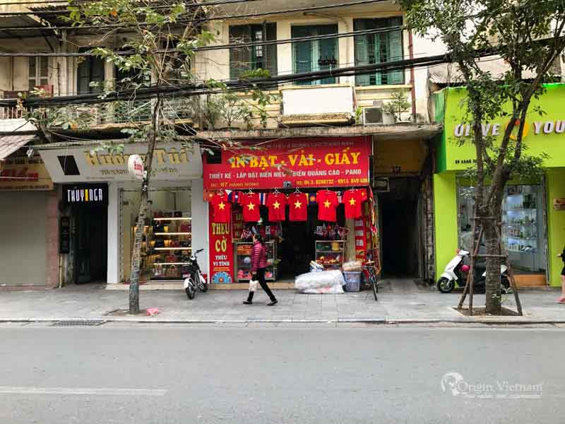 things to buy in Hanoi